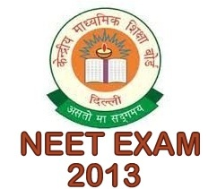 NEET UG 2013 Answer Keys with Solutions For SET W, X, Y, Z