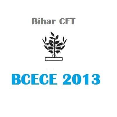 bcece 2013 cutoff