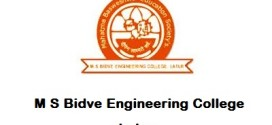 M S Bidve Engineering College Latur
